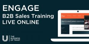 ENGAGE B2B Sales Training online